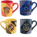 Harry Potter House Crest 14-oz. Mugs for $20 for 4 + free shipping