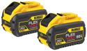 DeWalt 20V/60V Max FlexVolt 9Ah Lithium-Ion Battery 2-Pack for $174 + free shipping