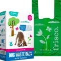 Frisco Handle Dog Poop Bag 120-Pack for $15 for 3 + $5 s&h