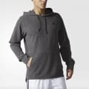 adidas Men's Essentials Hoodie for $17 + free shipping