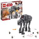 LEGO Star Wars First Order Heavy Assault Walker for $110 + pickup at Walmart