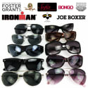 Name Brand Sunglasses: 8 for $15 + free shipping