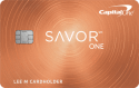 Capital One® SavorOne℠ Cash Rewards Card $150 cash bonus