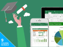 The Microsoft Excel Master Cert Bundle for $29