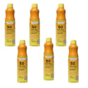 Walgreen's 9.3-oz. Sport Sunscreen Mist SPF 50 6-Pack for $24 + free shipping