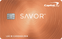 Capital One® Savor® Cash Rewards Credit Card $500 cash bonus