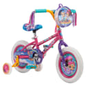 """Nickelodeon 12"""" Girl's Shimmer and Shine Bike for $49 + free shipping"""