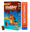 60 Yum-V MultiVitamins Chewables for Kids for $4 + free shipping w/ Prime