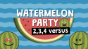 Watermelon Party for Nintendo Switch for 3 cents + digital download