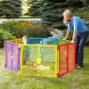 North States 6-Panel Portable Playard for $54 + free shipping