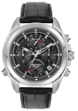 Bulova Men's Precisionist Chronograph Watch for $124 + free shipping
