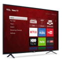 "Refurb TCL 55"" 4K LED UHD Roku Smart TV for $209 + free shipping"