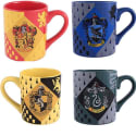 Harry Potter House Crest 14-oz. Mugs for $20 for 4 + $4.99 s&h