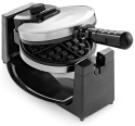 Bella Stainless Steel Rotary Waffle Maker for $10 after rebate + free s&h w/beauty item