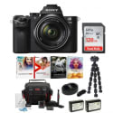 Sony Alpha a7II Camera w/ Lens Holiday Bundle for $998 + free shipping