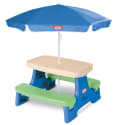 Little Tikes Play Table w/ Umbrella for $35 + free shipping, padding