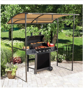 Mainstays Curved Grill Shelter + pickup at Walmart