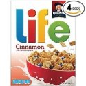 Life Cinnamon Cereal 13-oz. Box 4-Pack