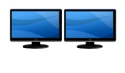 2 Dell ST2420L 24″ 1080p LED-Backlit LCD Displays for $340 + free shipping