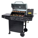 Brinkmann 60,000 BTU 4-Burner Gas Grill + pickup at Walmart