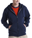 Fruit of the Loom Men's Zip-Front Hoodie