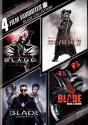 Blade Collection: 4 Film Favorites on DVD