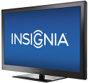 Insignia 55″ 120Hz 1080p LCD HDTV for $700 + free shipping