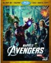 The Avengers 4-Disc Blu-ray/DVD Combo Pack preorders