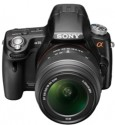 Sony Alpha SLT-A35 16MP DSLR Camera, 18-55mm Lens for $413 + free shipping