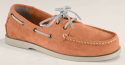 Lands' End Men's Kinsey Classic Boat Shoes
