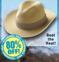 Hats at Haband: Up to 80% off, deals from $2 + free s&h w/ $15