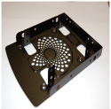 Dual 2.5″ SSD Drive Aluminum Mounting Bracket for $8 + free shipping