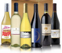 6-Bottle Wine Sampler Pack for $39