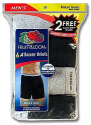 Fruit of the Loom Men's Boxer Brief 6-Pack + pickup at Kmart