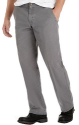 Lee Men's Durabilt Relaxed-Fit Utility Flat-Front Pants