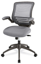 Realspace Calusa Mesh Mid-Back Chair for $80 + free shipping, padding