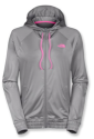 The North Face Women's Ay Girl Full-Zip Hoodie Jacket