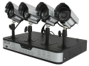 Zmodo 8-Channel 4-Camera CCTV DVR Camera System