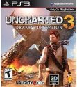 Used Games at Gamefly: Uncharted 3 for PS3