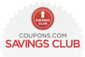 Coupons.com Savings Club 1-Year Subscription