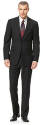 Kenneth Cole Men's Reaction Slim Fit Suit