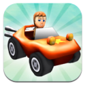iPhone, iPod touch, iPad App !!Freebies!!: Bounty Racer, Tiny War XD