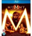 The Mummy Trilogy Box Set on Blu-ray (UK edition)