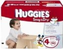 Huggies Snug & Dry Diapers + free shipping via Amazon Mom