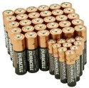 30 Duracell AA Batteries w/ 10 Duracell AAA Batteries