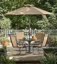Simply Outdoors Glen View 5-Piece Patio Set + pickup at Sears