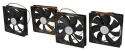 Cooler Master 120mm Case Fan 4-Pack for $8 after rebate + free shipping