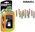 Duracell GoEasy Charger w/ 2 AA, 12 AAA batteries for $18 + free shipping