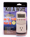 Kill A Watt P4400 Electricity Usage Monitor