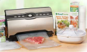 FoodSaver Master Chef Vacuum Kit for $123